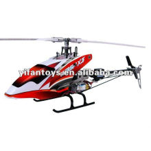 WASP X3V 3 AXIS flybarless Rc helicopter (Full set) X3
